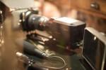Sony NXCAM HD 35mm prototype London