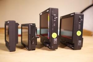 Marshall V-LCD651STX / Marshall V-LCD50 / SmallHD DP6