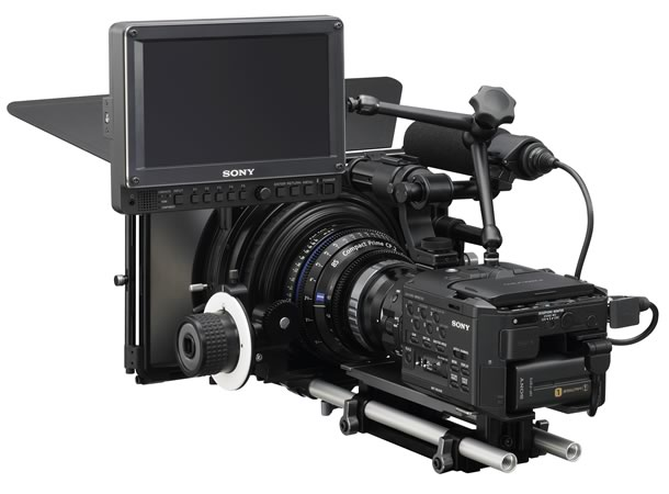Sony reveals the NEX-FS100 | Paul Joy – Freelance Filmmaker