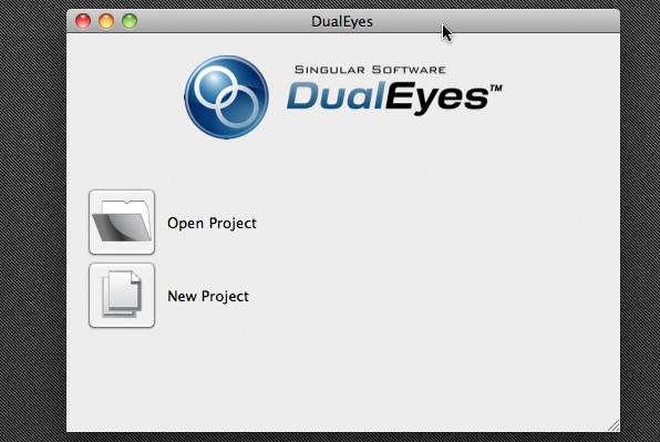Singular Software DualEyes