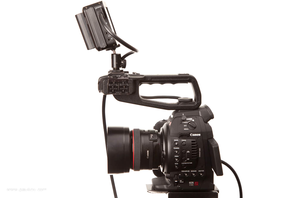 Atomos Ninja 2 review with Canon C100 | Paul Joy – Freelance Filmmaker