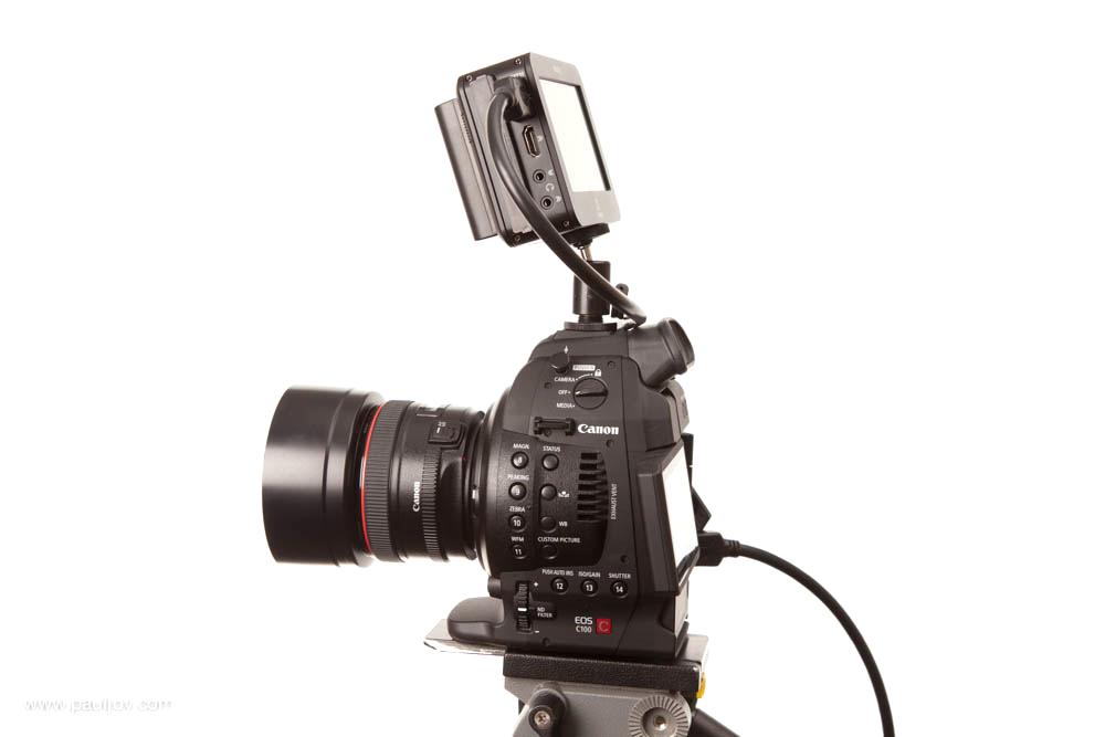 Atomos Ninja 2 review with Canon C100 | Paul Joy – Freelance