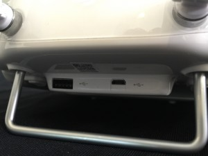 Phantom 3 I/O ports