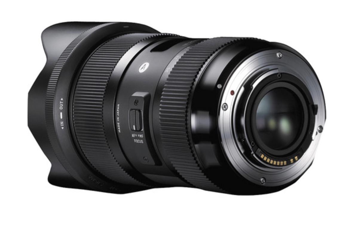 Sigma 18-35 f/1.8 Art lens for video | Paul Joy – Freelance Filmmaker
