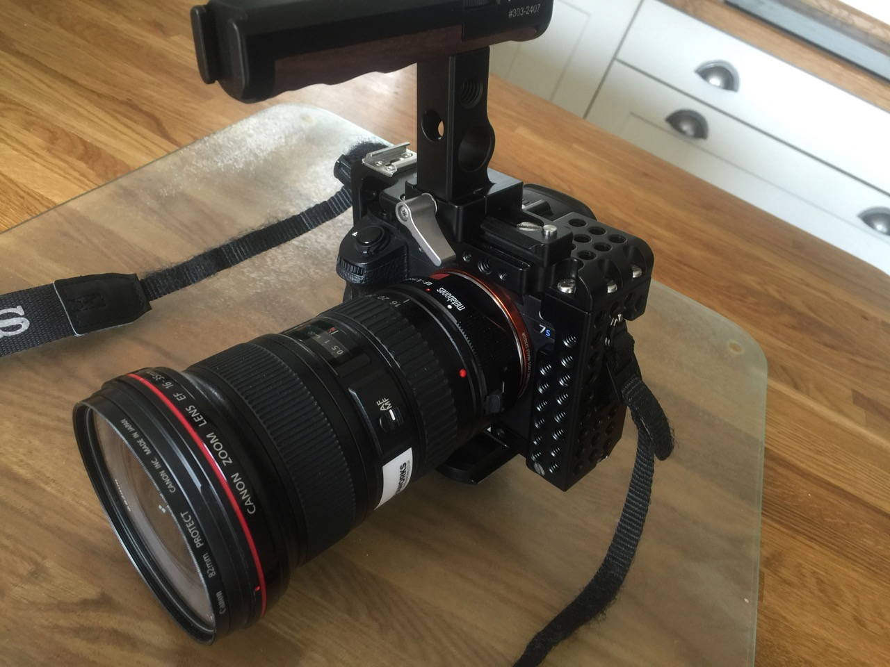 Time for new cameras – Testing the Sony FS5 & A7sII | Paul