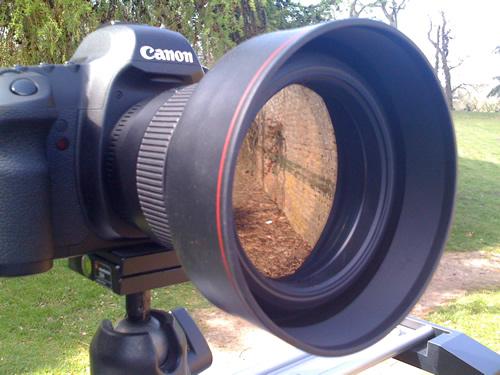 Hoya hood on 35mm (Canon 5D mk2)