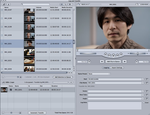EOS Movie plugin-E1 for Final Cut Pro,Download,Review and Comparison