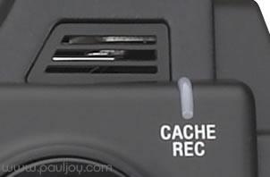 Sony PMW-F3 - cache record