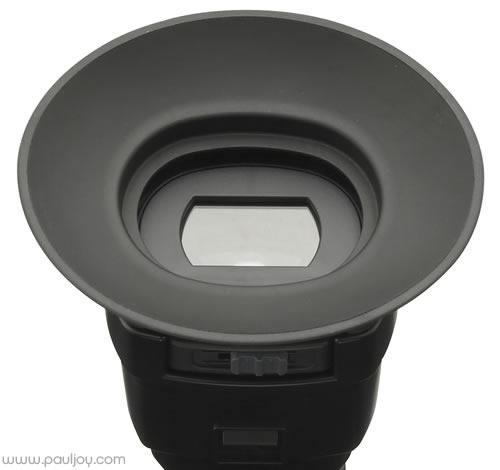 Sony PMW-F3 - viewfinder