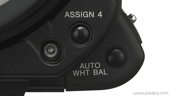 Sony PMW-F3 - auto white balance