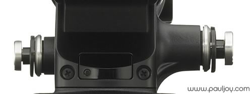 Sony PMW-F3 - mounting points